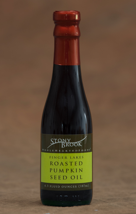 Stony Brook Roasted Pumpkin Seed Oil SBRPSO