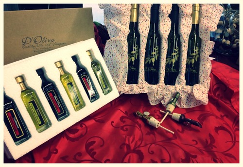 """D'Olivo """"4 Pack"""" Gift- Create Your Own gift-4pack"""