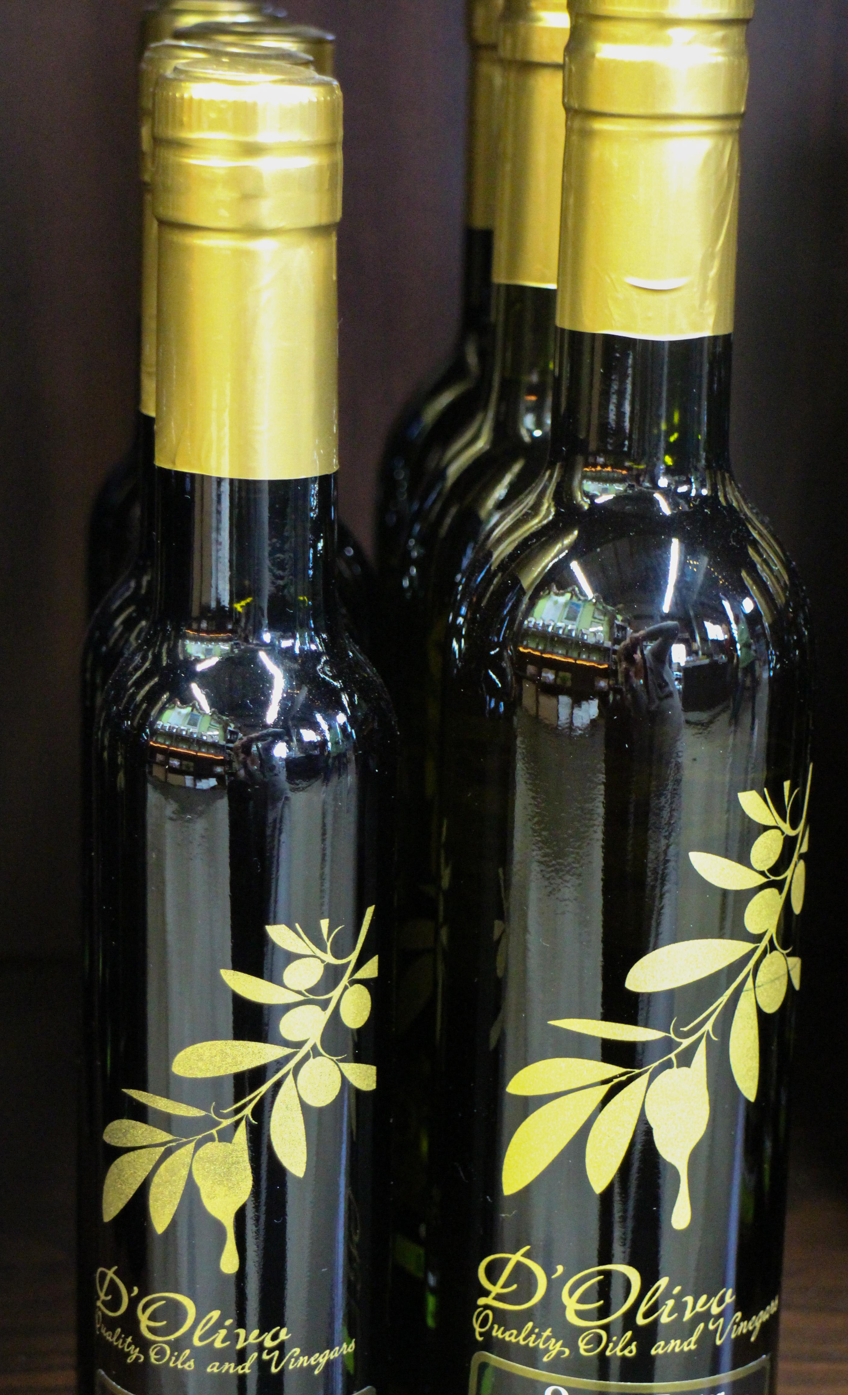 D'Olivo Medium Ultra Premium Olive Oil 101