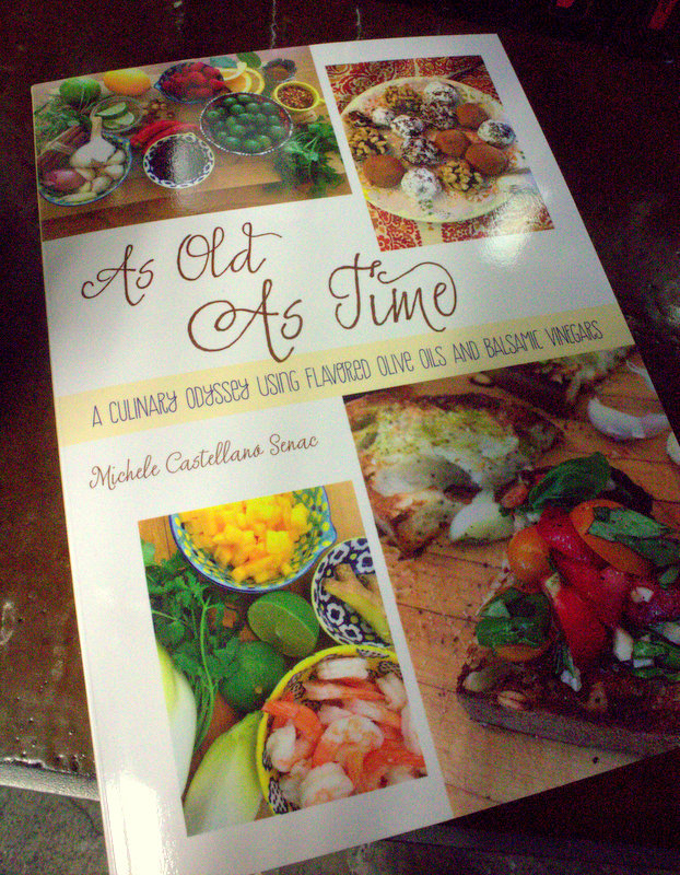 As Old As Time Recipe Book book-ASATG
