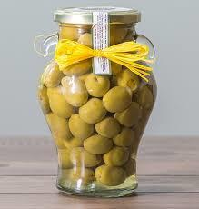 Orange Stuffed Manzanilla Olives