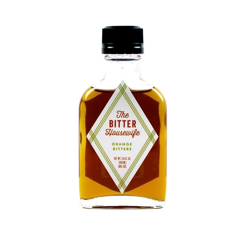 Orange Bitters (The Bitter Housewife Brand) Bitter1