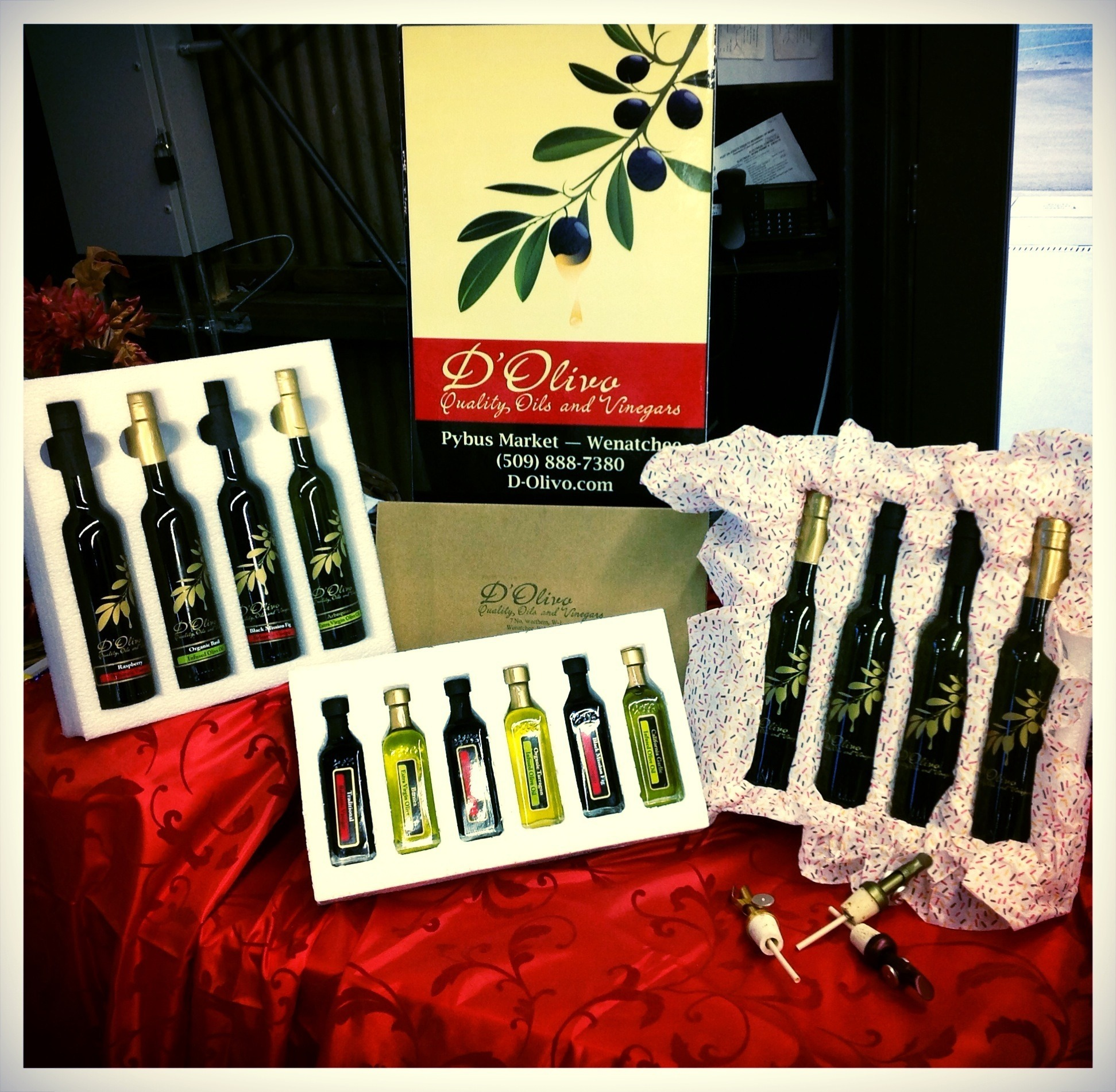 "D'Olivo ""4 Pack"" Gift- Create Your Own"
