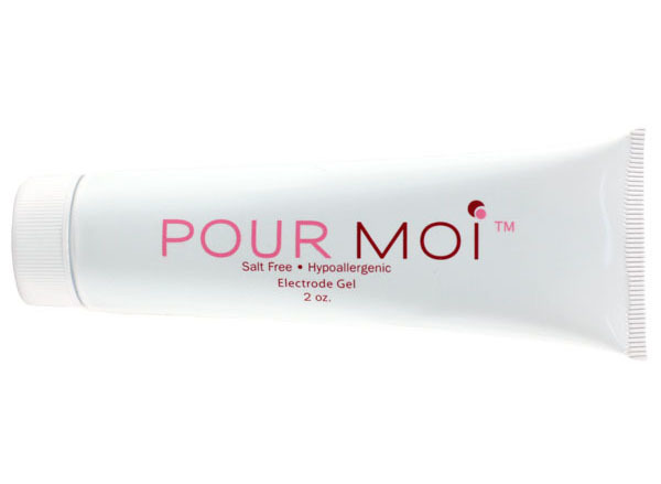 Pour Moi Hypoallergenic and Salt Free Electrode Gel 2oz (2-pack) pourmoi2pk