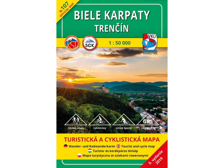 TM 107 - Biele Karpaty - Trenčín