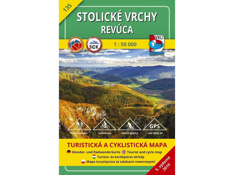 TM 135 - Stolické vrchy - Revúca
