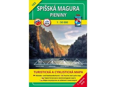TM 103 - Spišská Magura - Pieniny