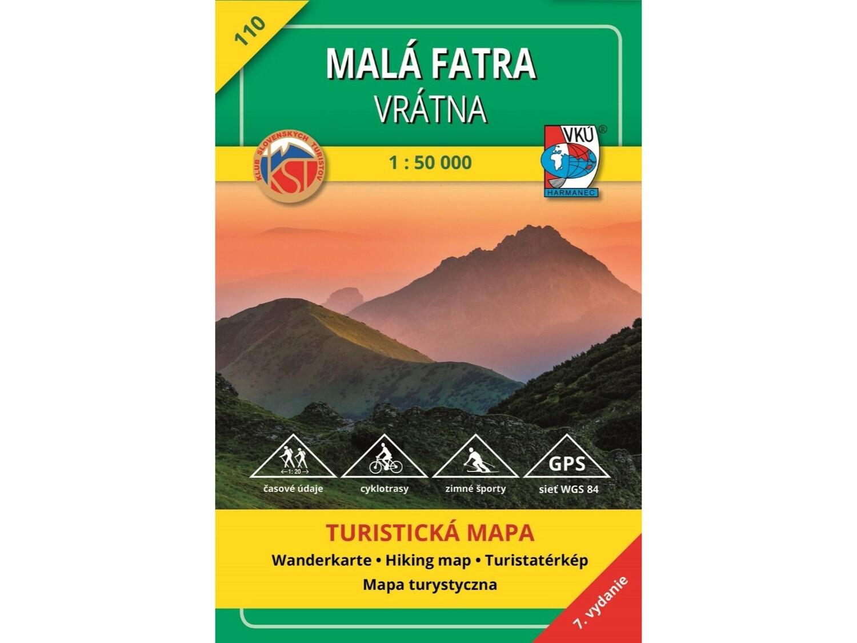 TM 110 - Malá Fatra - Vrátna