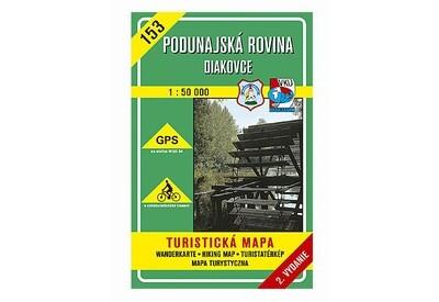 TM 153 - Podunajská rovina - Diakovce