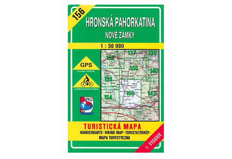 TM 156 - Hronská pahorkatina - Nové Zámky