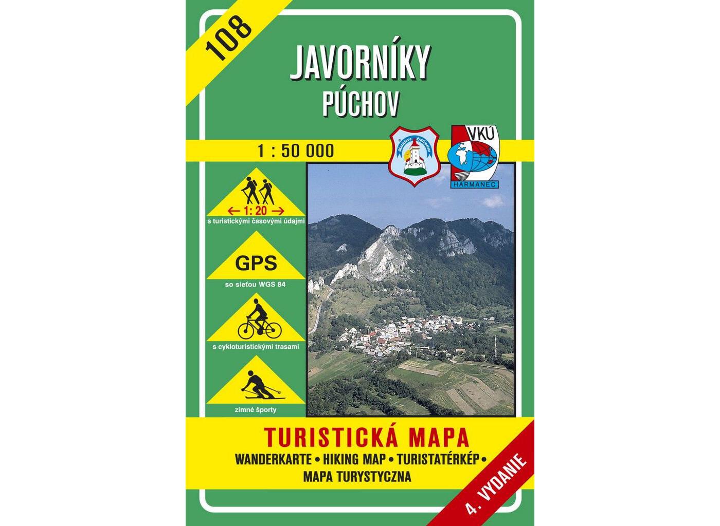 TM 108 - Javorníky - Púchov