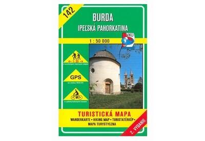 TM 142 - Burda - Ipeľská pahorkatina