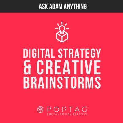 Your Business Digital Marketing Brainstorm