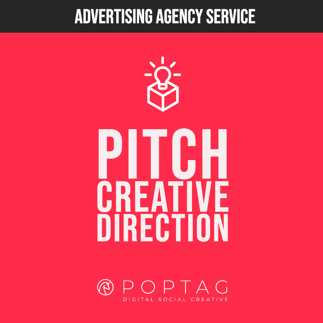 Agency Pitches. Creative Direction & Presentation Decks that Win.