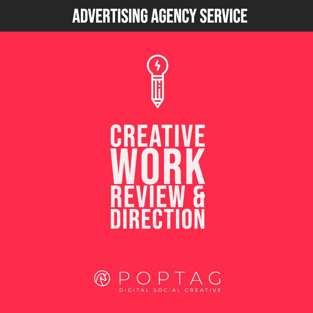 Exec Creative Direction for Creative Teams.