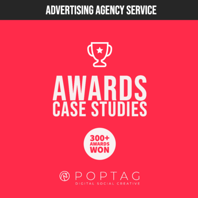 Case Studies! Winning Awards - The Secret Recipe.