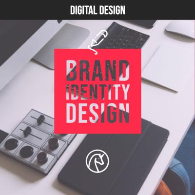 Digital Brand Identity Design