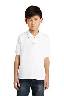 Gildan® Youth DryBlend® 5.6-Ounce Jersey Knit Sport Shirt