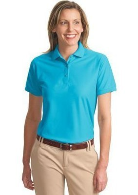 Port Authority® - Ladies Silk Touch™ Polo. L500.