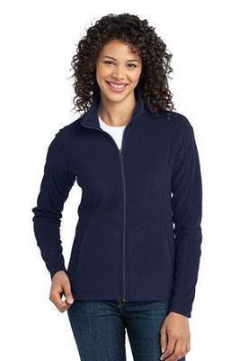 Port Authority L223 Microfleece Jacket Full Zip