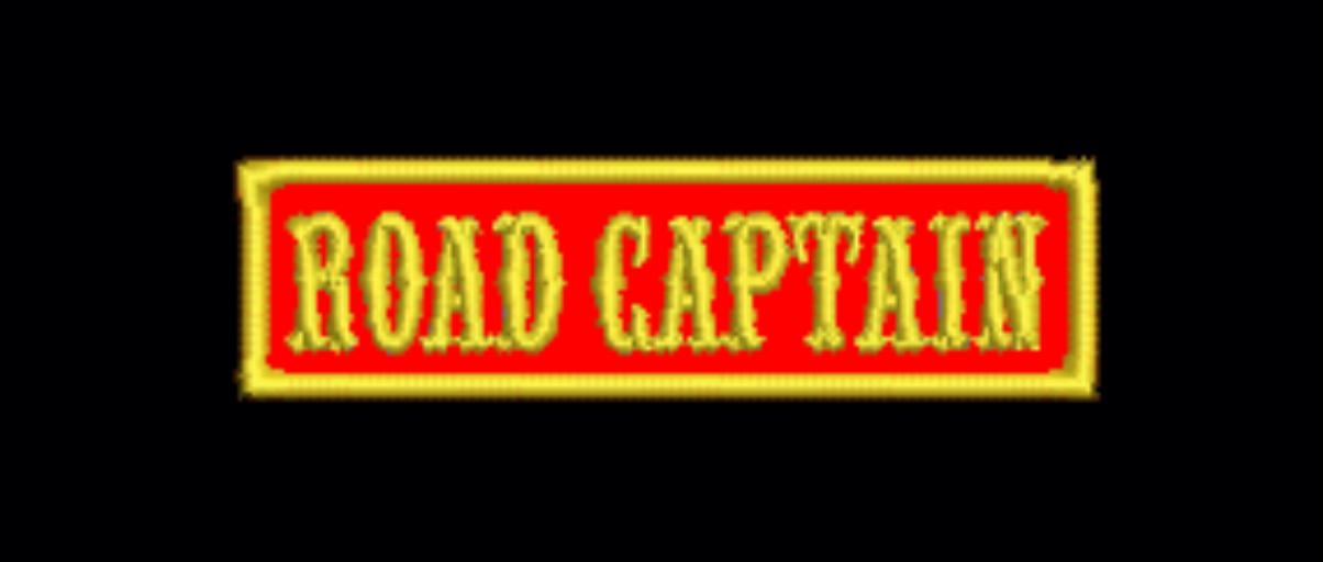 Road Captain Officer Tab