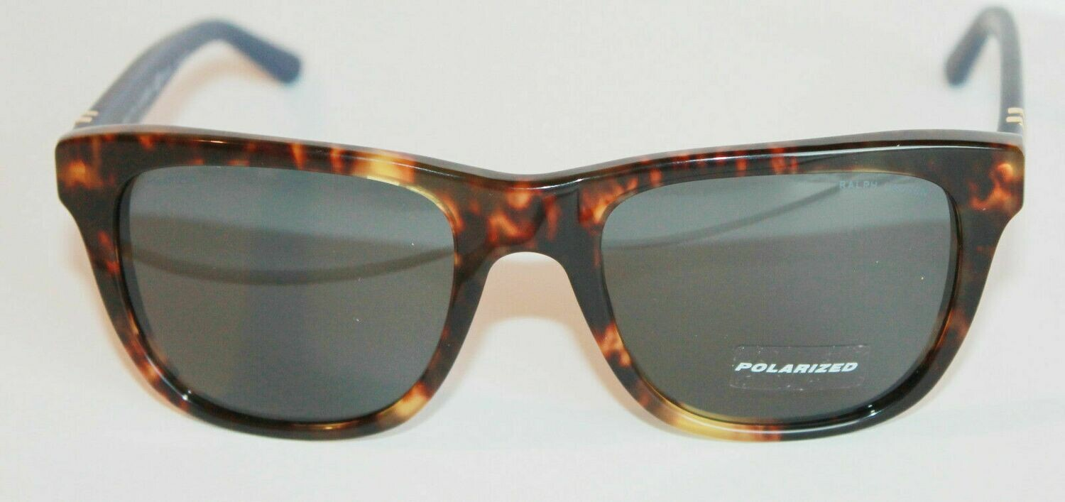 Ralph Lauren 4090 Polarized Sunglasses RARE Blue Tortoise Last One!