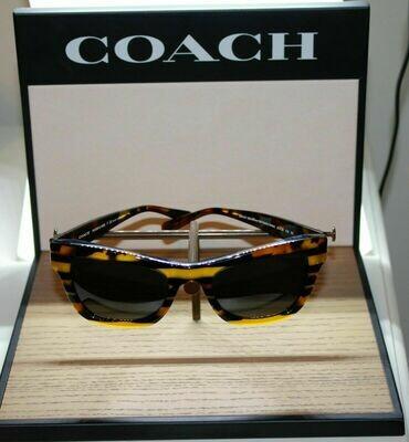 3 piece COACH Eyeglass Sunglass Display shelf Window signs