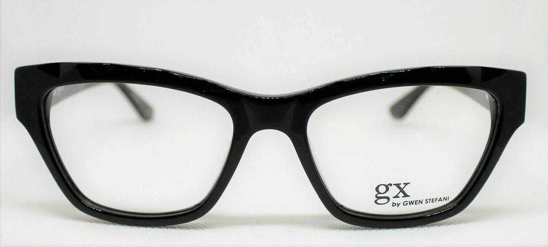 New with tag GX024 Gwen Stefani eyeglass frames Black 53-17-135 Last one