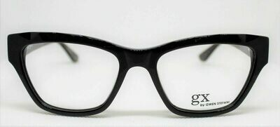 New with tag GX024 Gwen Stefani eyeglass frames Black 53-17-135 Last one