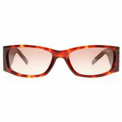 Ed Hardy EHS-015 Death is Certain Designers Vintage Tattoo Sunglasses RARE!