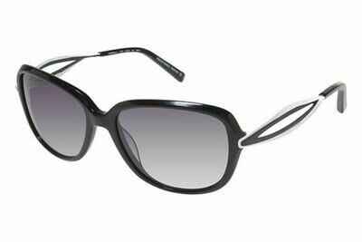 New Koali Sunglasses 7177K Prescription Friendly Last one in Black & White