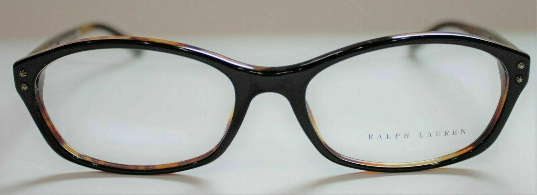 NEW RALPH LAUREN RL6091eyeglass frames 53-16-135 Made in Italy