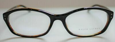 NEW RALPH LAUREN RL6091eyeglass frames 53-16-135 Made in Italy