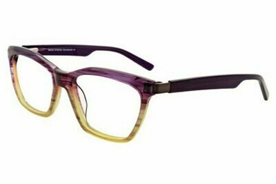 New Takumi Magnetic Eyewear TK944 in Purple Comes with Polarized clip