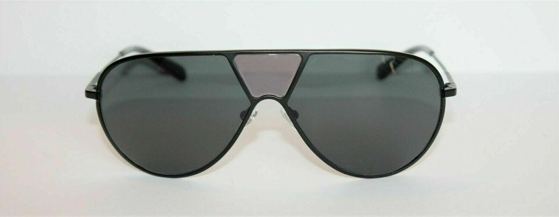 Tory Burch Sunglass TY 6050 318787 Dark Grey Translucent Matte Black/ Gray 62mm