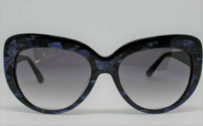 L.A.M.B. LA530 Gwen Stefani's Designer Sunglasses color: BLUE Case Included