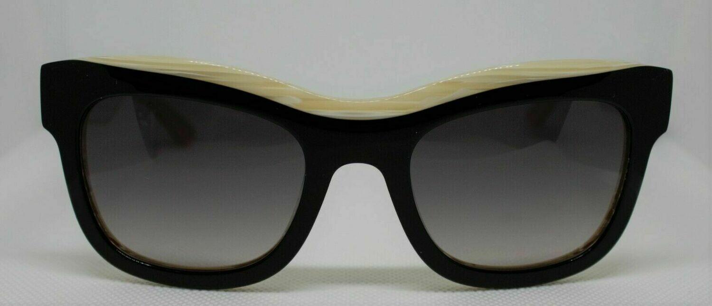 L.A.M.B. LA518 Gwen Stefani's Designer Sunglasses color: BK BONE Case included