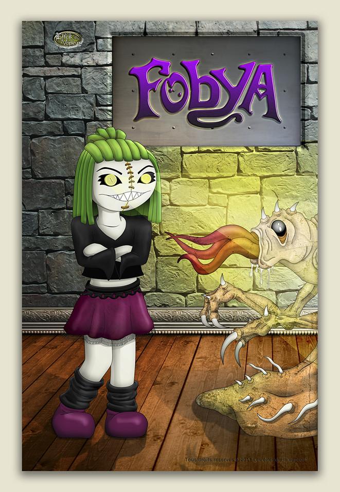 Affiche Fobya