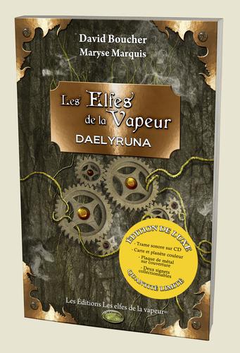 Tome 1: Daelyruna, édition de luxe