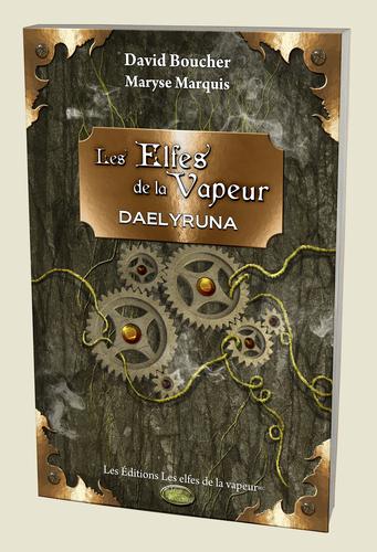 Tome 1: Daelyruna, édition régulière