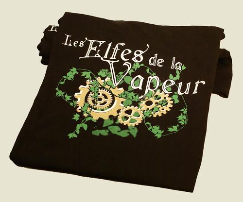 T-Shirts des elfes
