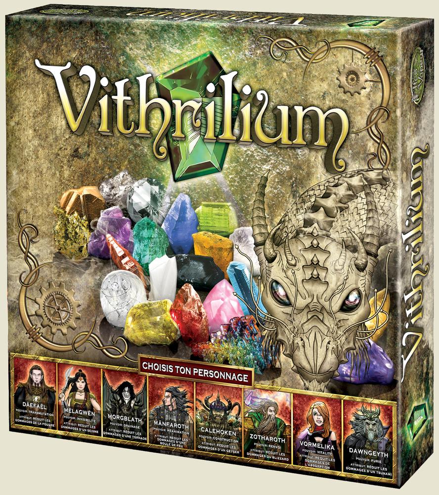 Jeu de société Vithrilium