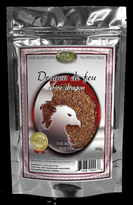 Thé rouge - Dragon de feu