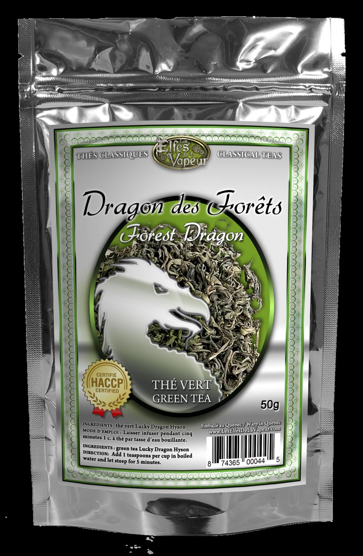 Thé vert - Dragon des forêts