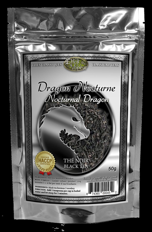 Thé noir - Dragon nocturne
