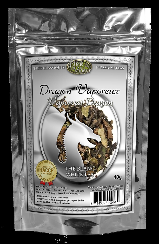 Thé blanc - Dragon vaporeux