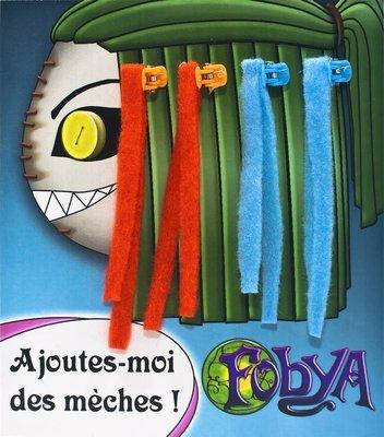 Mèches à cheveux Fobya