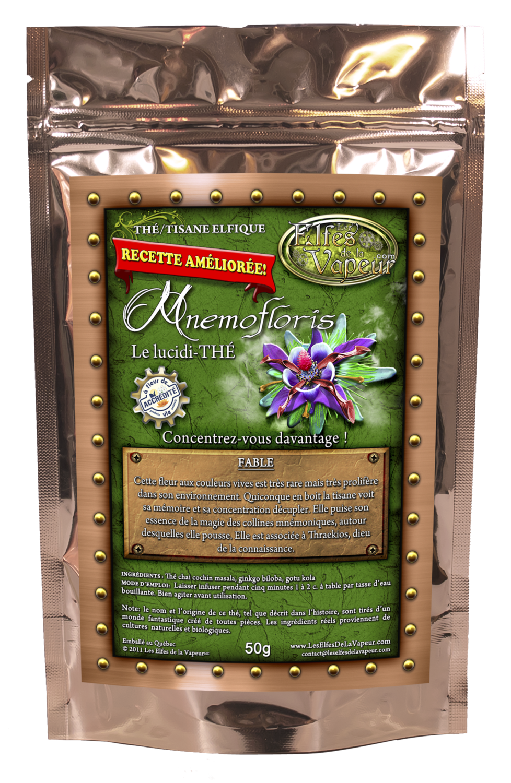 Mnemofloris: le lucidi-thé