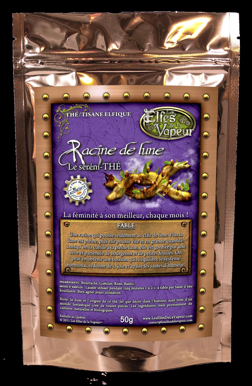 Racine de lune: le séréni-thé