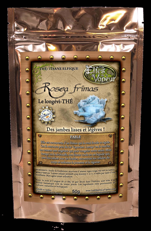 Rosea frimas: le longévi-thé